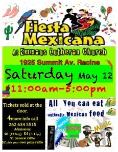Emmaus Fiesta Mexicana