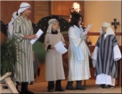 2011 Christmas play